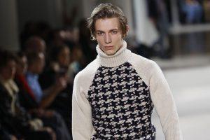 Paris Fashion Week gennaio 2017, l'uomo di Hermes
