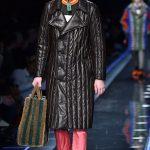 Milano Moda Uomo gennaio 2017, i colori di Fendi