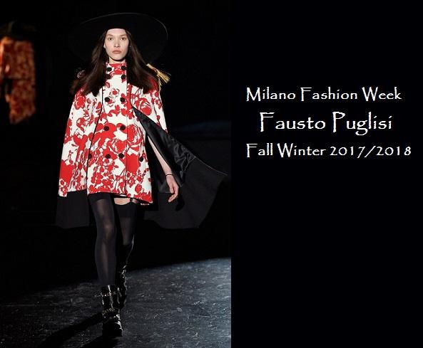 a73730b6863d Forme destrutturate, profili a contrasto e colori incredibilmente energici.  Sono queste le tre carte vincenti della collezione firmata Fausto Puglisi  per il ...