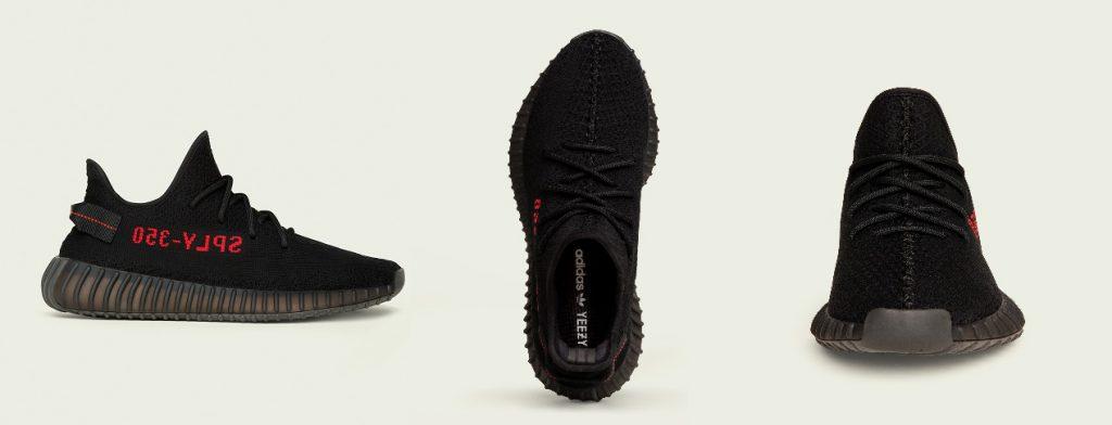 yeezy adidas nere
