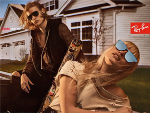 ray ban 2017 occhiali da sole campagna steven klein