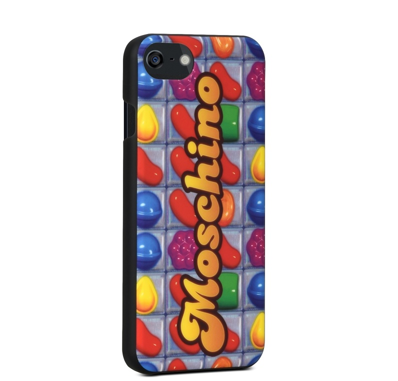 cover iphone moschino candy crush