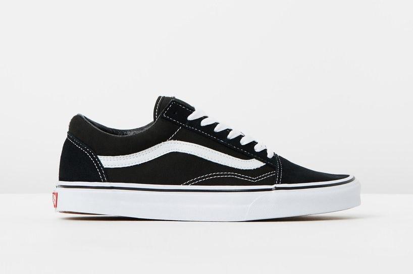 scarpe vans nere basse