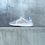 puma sneakers tsugi netfit in rete bianche e blu
