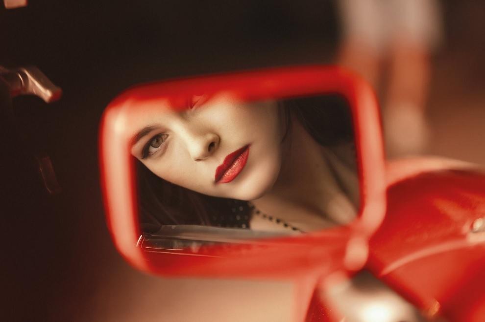 rossetto rosso miss sicily dolce e gabbana