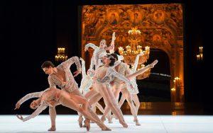 balmain costumi balletto renaissance opera de paris