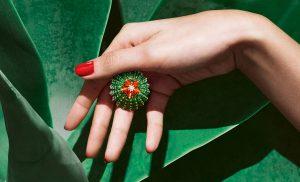 anello cactus cartier