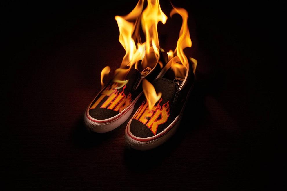 vans fuoco
