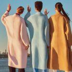 cappotti inverno 2017 colori pastello mansur gavriel