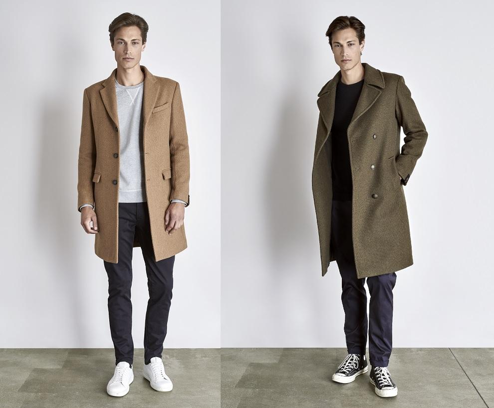 Cappotto uomo moda inverno 2017