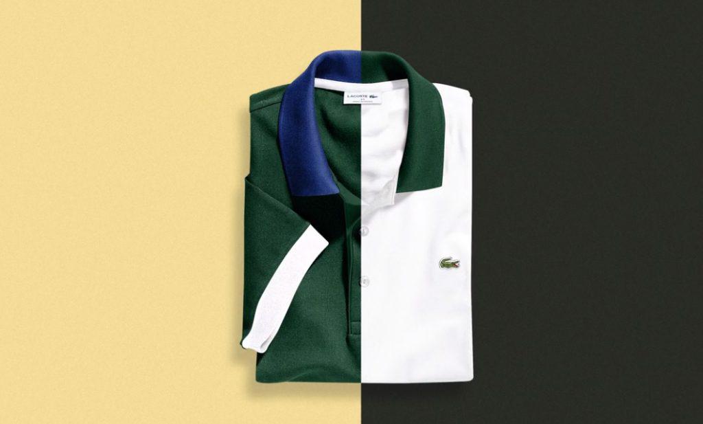 maglietta polo personalizzata lacoste