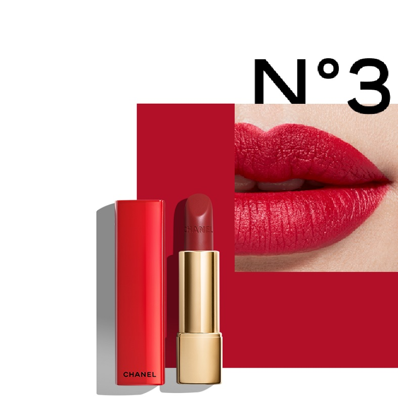 rossetto rosso chanel limited edition rouge allure