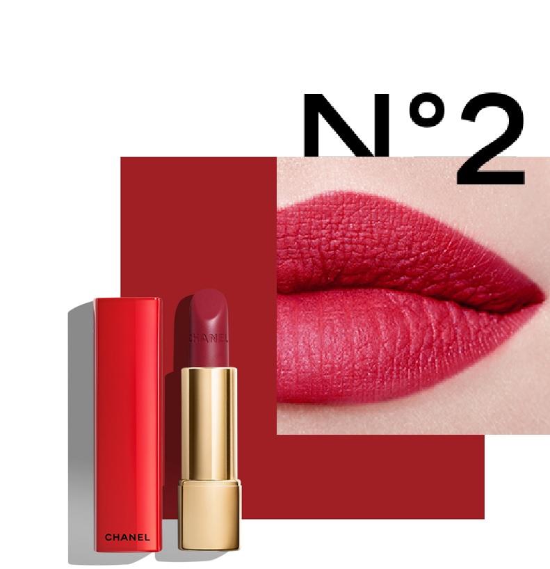 rossetto rosso chanel edizione limitata numéros rouge