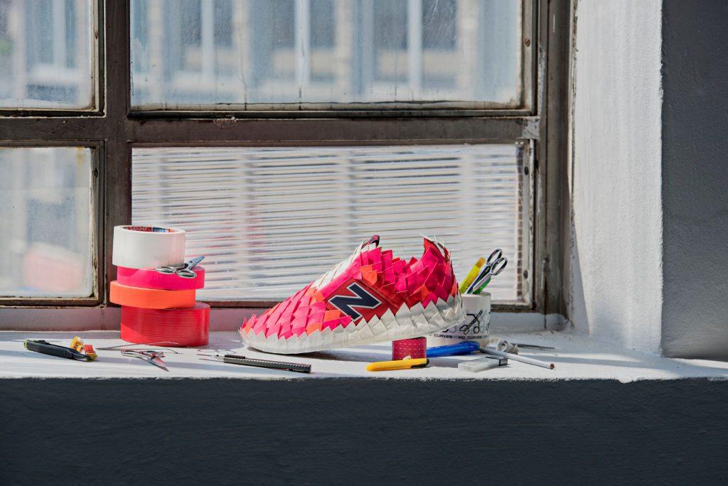 Nuove sneaker Puma e New Balance: tre artisti le