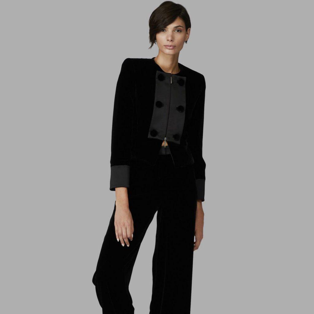 the latest 093fe e759e La giacca di velluto: trend 2018-19 | Drezzy