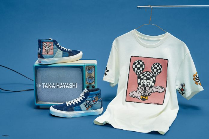 vans dinsney topolino collection 2018