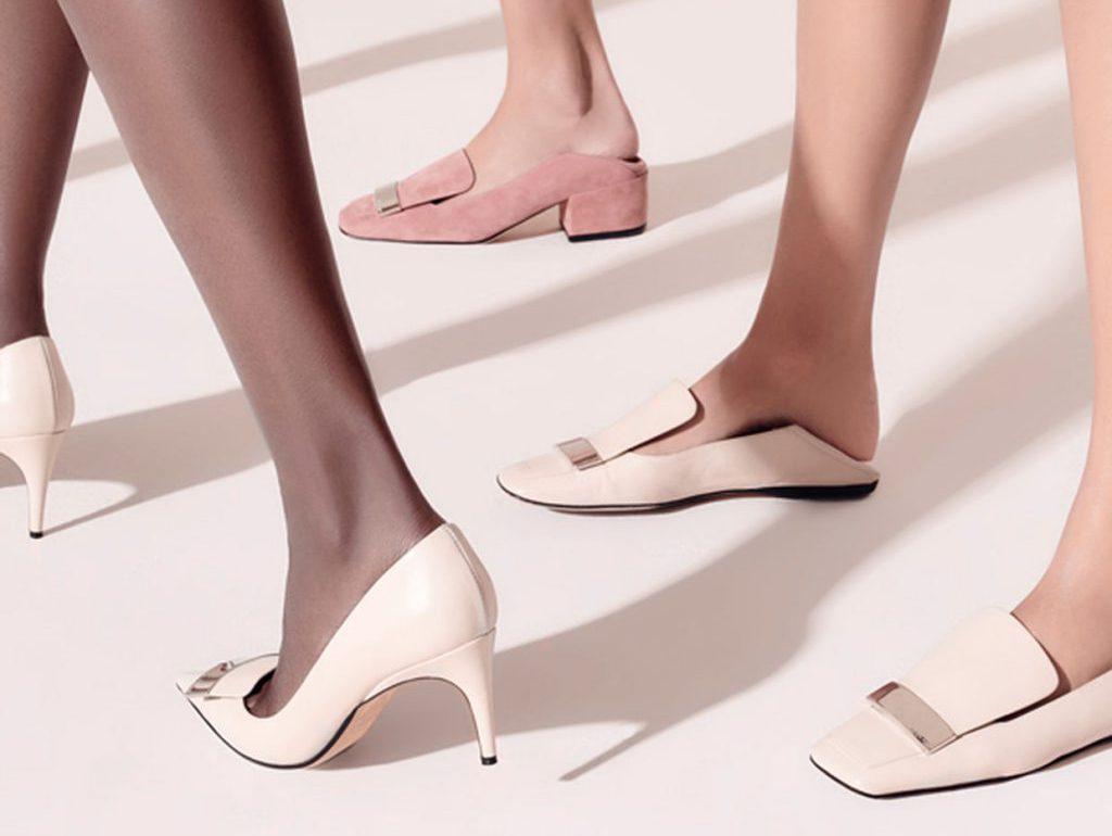 67a8f25ad9 Sergio Rossi: scarpe personalizzabili Your Own   Drezzy