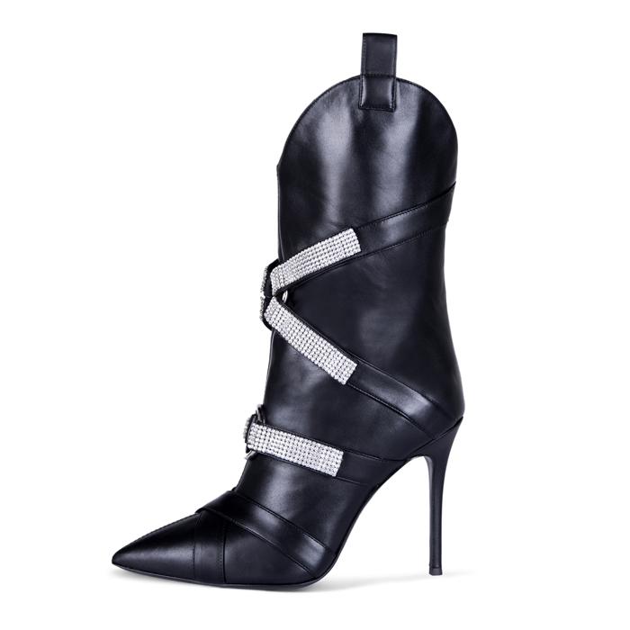 designer fashion c020e c74e9 Giuseppe Zanotti x Redemption: scarpe Glam Rock | Drezzy