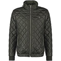 G-star - meefic quilted overshirt (taglia l)